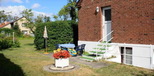 Haus Ingrid Rückseite